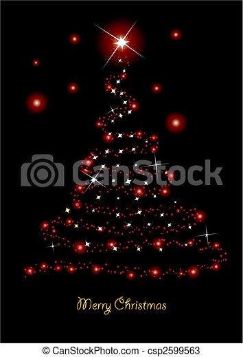 Christmas card - csp2599563