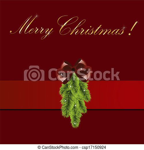 christmas card - csp17150924