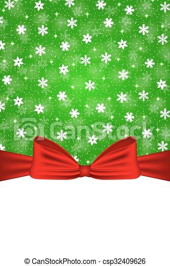 Christmas card - csp32409626