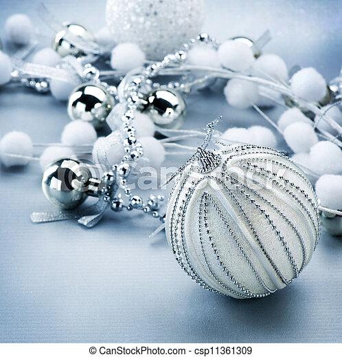 Christmas card - csp11361309