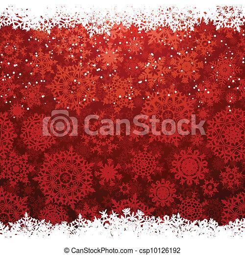 Christmas card,winter holiday. EPS 8 - csp10126192