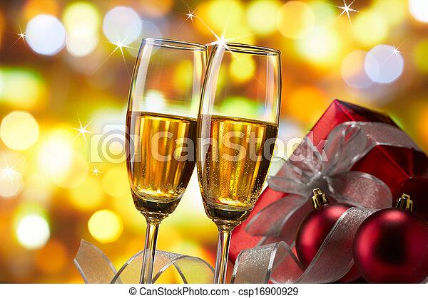 christmas celebration - csp16900929
