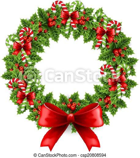Christmas chaplet - csp20808594