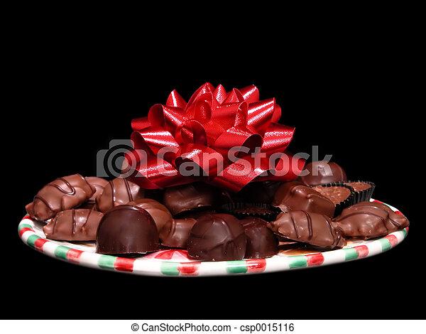 Christmas Chocolate - csp0015116