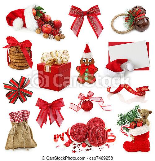 Christmas collection - csp7469258