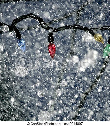 Christmas' Comin' - csp0014807