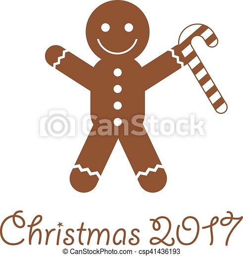 Christmas Cookies Cute Cartoon