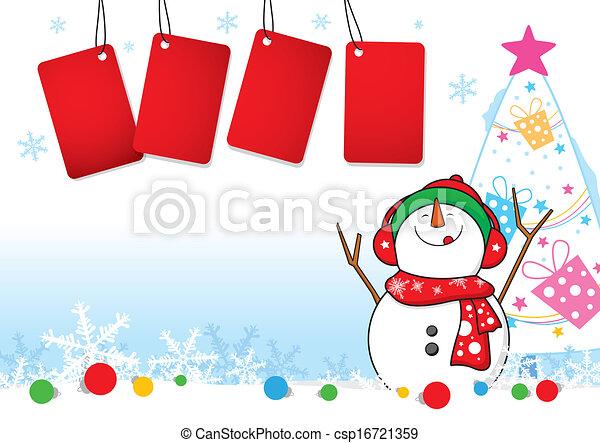 Christmas decoration - csp16721359