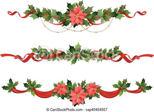 Christmas decoration - csp40454557