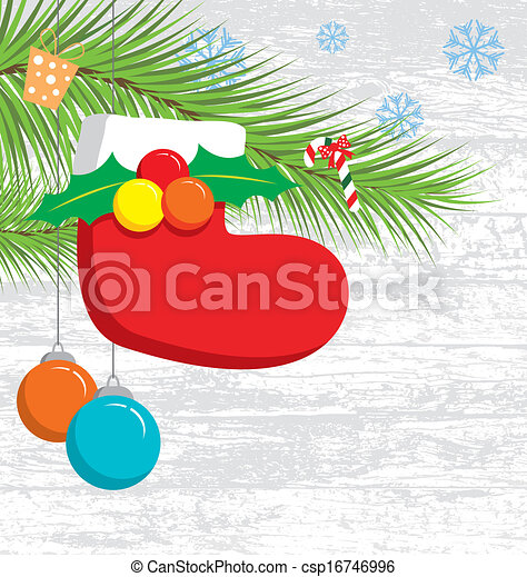 Christmas decoration - csp16746996