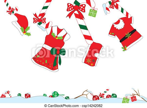 Christmas decoration - csp14242082