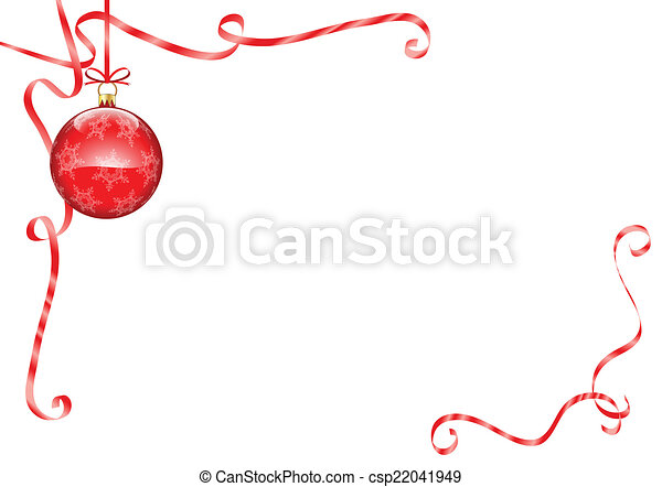CHRISTMAS DECORATION - csp22041949