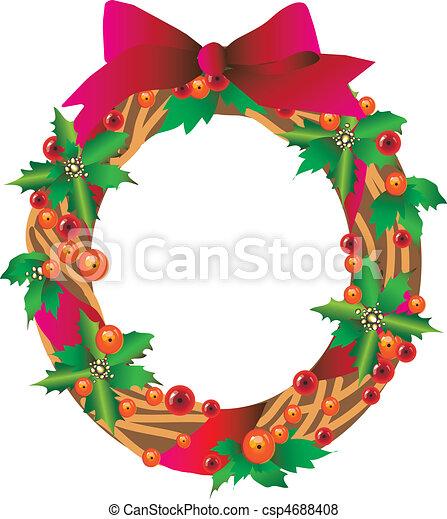 Christmas decoration - csp4688408
