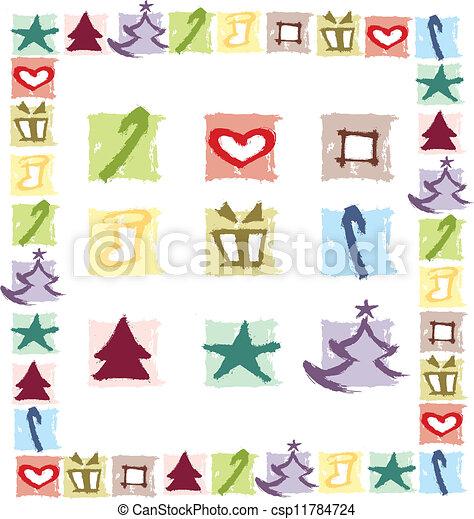 Christmas decoration - csp11784724