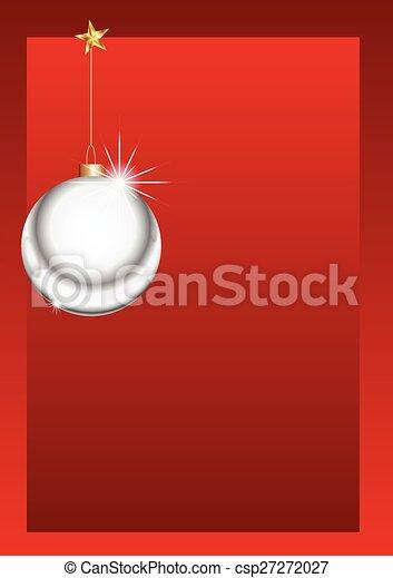 christmas decoration - csp27272027