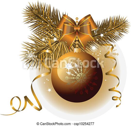 Christmas decoration - csp10254277