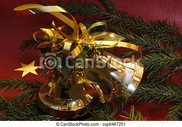 Christmas decoration - csp0487251
