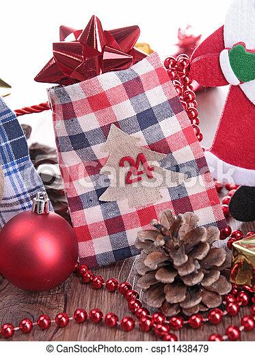 christmas decoration - csp11438479