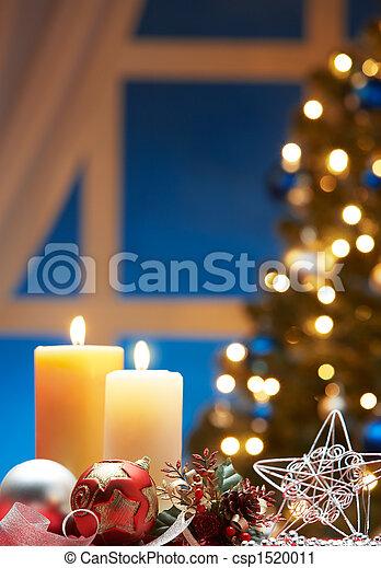 christmas decoration - csp1520011