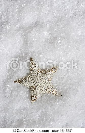 Christmas decoration - csp4154657