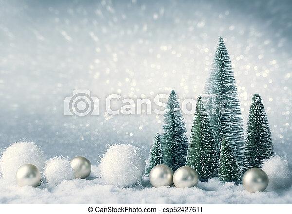 Christmas decoration - csp52427611