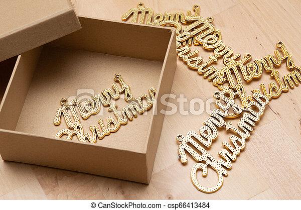 christmas decoration - csp66413484