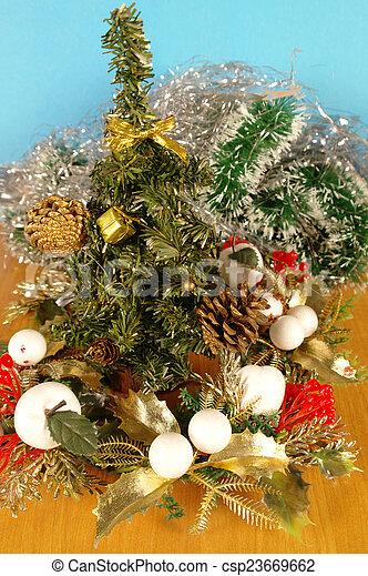 christmas decoration - csp23669662