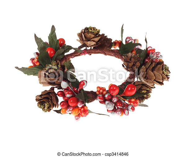 Christmas Decoration - csp3414846