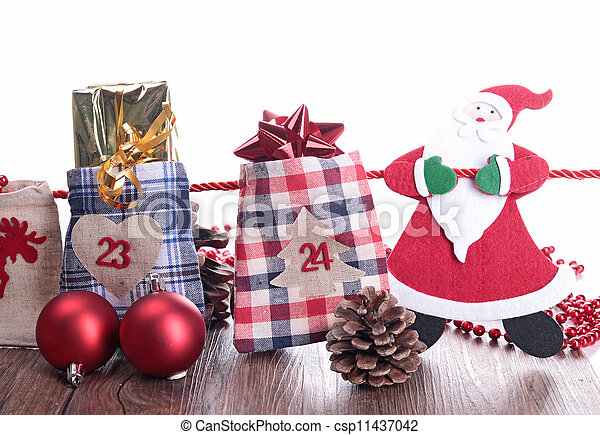 christmas decoration - csp11437042