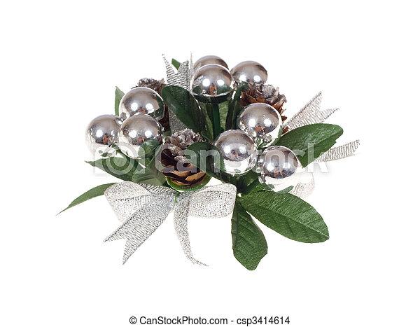 Christmas Decoration - csp3414614