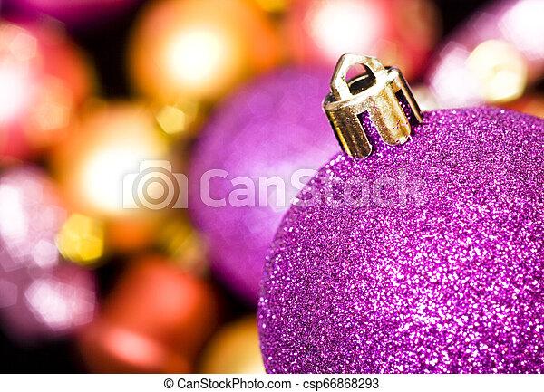 Christmas decoration - csp66868293