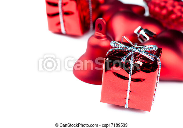 Christmas decoration - csp17189533