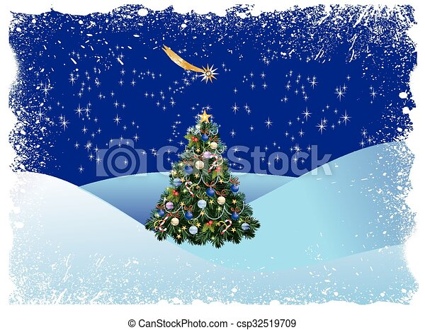 Christmas decoration  - csp32519709