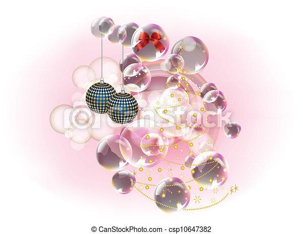 Christmas decorations - csp10647382