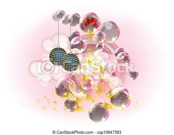 Christmas decorations - csp10647383