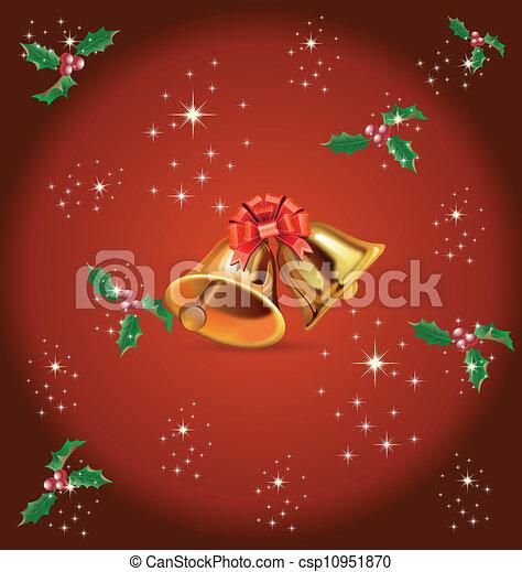 Christmas decorations - csp10951870