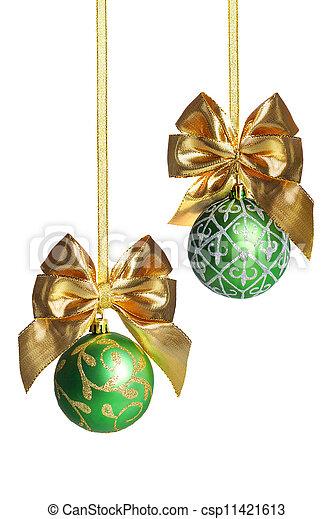 Christmas decorations - csp11421613