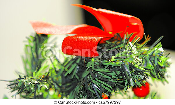 Christmas decorations - csp7997397