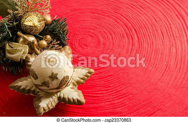 Christmas decorations - csp23370863