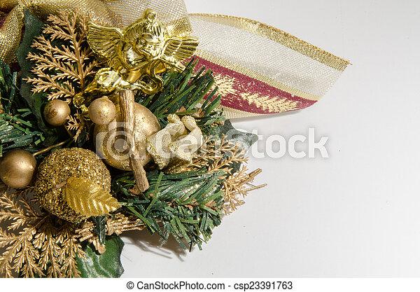 Christmas decorations - csp23391763