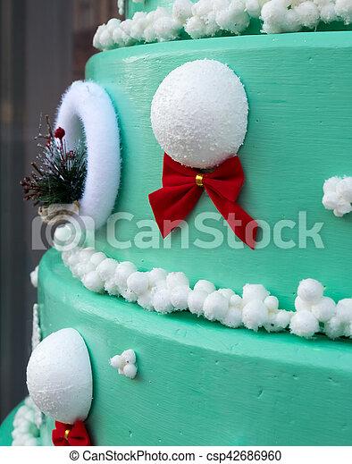 Christmas decorations - csp42686960