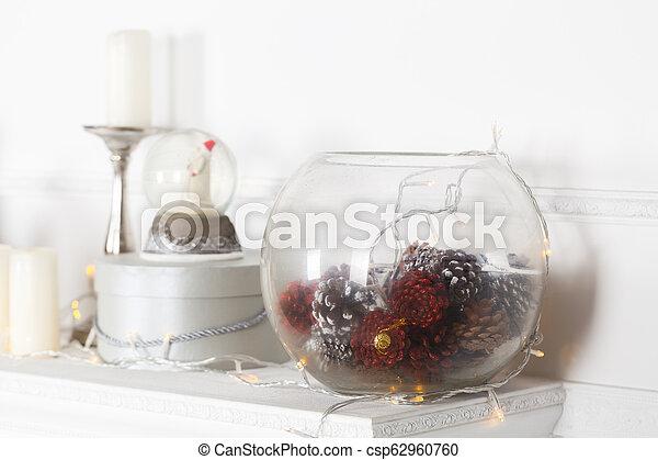 Christmas Decorations - csp62960760