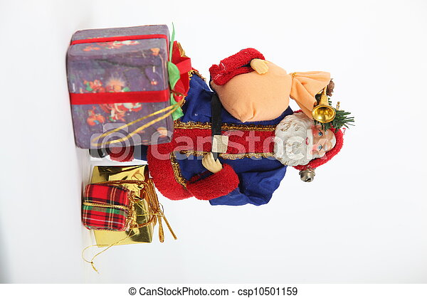 Christmas decorations - csp10501159