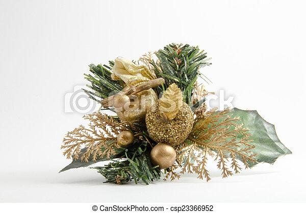 Christmas decorations - csp23366952
