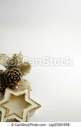 Christmas decorations - csp23391658