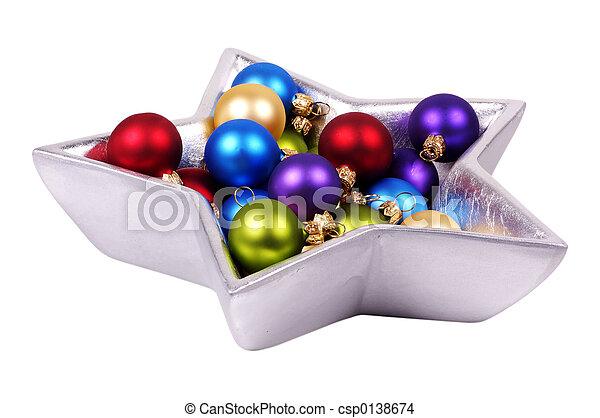 Christmas Decorations - csp0138674