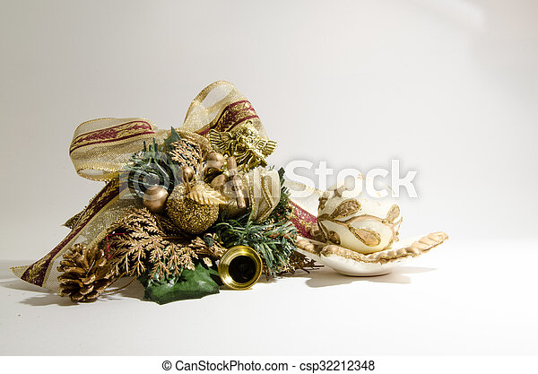 Christmas decorations - csp32212348