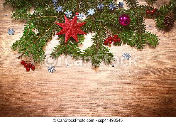 Christmas decorations - csp41493545
