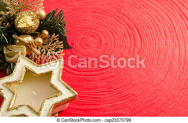 Christmas decorations - csp23370799