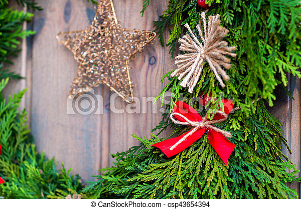 christmas decorations - csp43654394